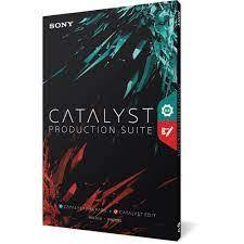 Sony Catalyst Production Suite 2021.1 Crack