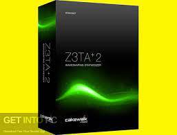 Cakewalk Z3TA+2 Crack