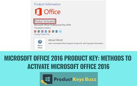 office 2016 product key crack