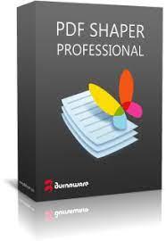 PDF Shaper Professional / Premium crack